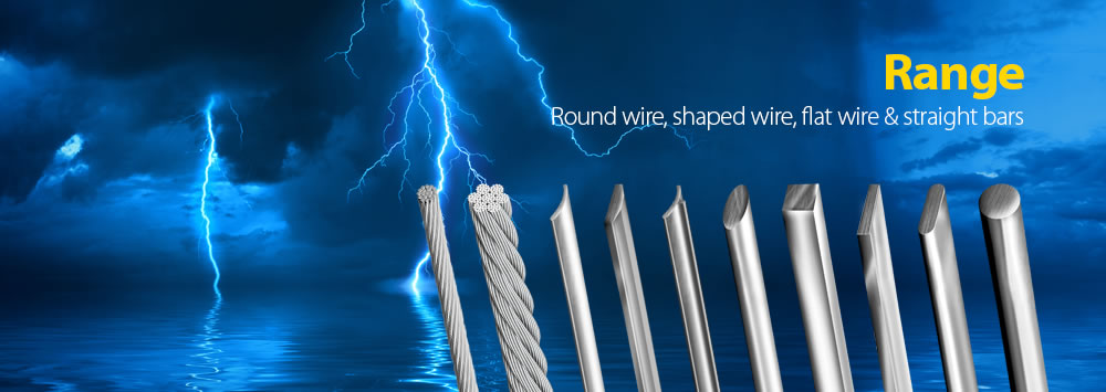 See our range of wire shapes