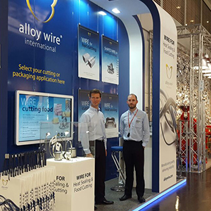 interpack feature - Alloy Wire International